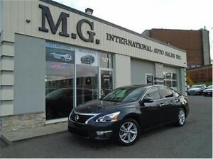 2013 Nissan Altima 2.5 SL w/Leather/Roof