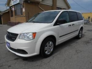 2013 RAM Grand Caravan C/V Cargo 3.6L V6 Loaded Certified 184Km
