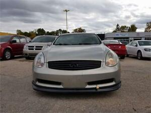 "2003 INFINITI G35 Coupe ""AS IS SPECIAL"""