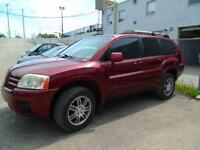 2004 MITSUBISHI ENDEAVOR 4X4 LEATHER LOADED,199 PER MONTH