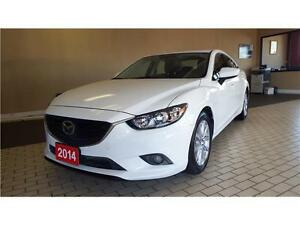 2014 Mazda Mazda6 GS, Navigation,Backup Camera,Sunroof $14999***