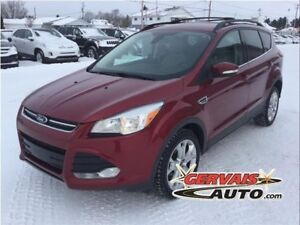 Ford Escape SEL Cuir 2.0 MyFord Touch MAGS *Bas Kilométrage* 201