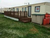Caravan for hire (3 bedroom) St Oysth, Clacton
