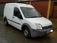 FORD TRANSIT CONNECT DRIVER SIDE FRONT WING 06 BREAKING