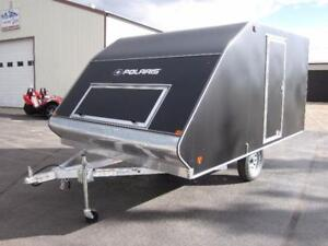 2017 Polaris 12 Foot Crossover Snowmobile Trailer
