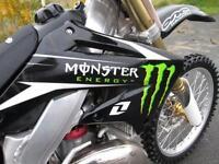 HONDA CR 250 R 2004 MX MOTOCROSS BIKE @ RPM OFFROAD LTD