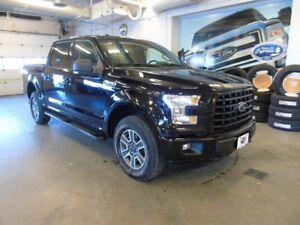 2017 Ford F-150 XLT (Sport Package, Trailer Brake, Back Up Ca...