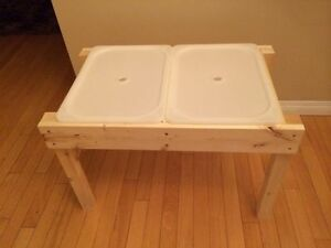 New Sensory Table - Sand table, water table, etc