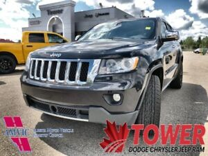 2012 Jeep Grand Cherokee Overland - FULLY LOADED