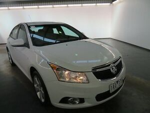 2013 Holden Cruze JH MY14 Equipe White 6 Speed Automatic Sedan Albion Brimbank Area Preview