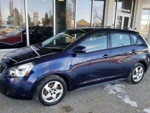 2010 Pontiac Vibe HATCHBACK; POWER SUNROOF, LOW KMS, CRUISE CONT
