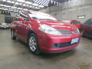 2006 Nissan Tiida C11 ST 6 Speed Manual Sedan Mordialloc Kingston Area Preview