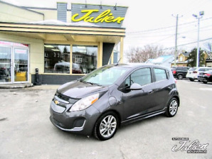 Chevrolet Spark EV 2LT, impeccable !