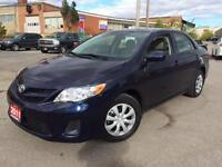 2011 Toyota Corolla CE-AUTOMATIC-FULL OPTIONS-ONLY 38000KM