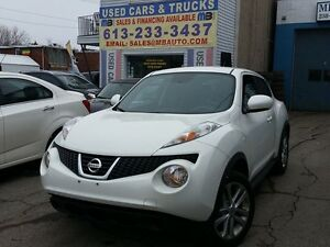 2014 Nissan Juke SV AWD, 0 DOWN $66 WEEKLY!
