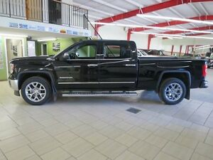2014 GMC Sierra 1500 SLT Z 71 Black Beauty Local Just In!!