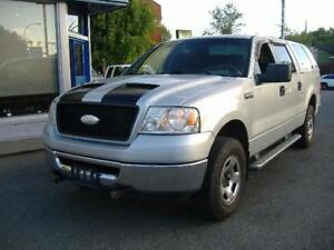 2006 Ford F-150 XLT  5.4L COUVRE BOITE