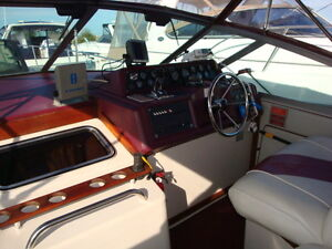 34'  Sea Ray Sundancer 1988 Windsor Region Ontario image 3