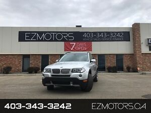 2008 BMW X3 3.0si-AWD-WE FINANCE!