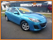 2010 Mazda 3 BL Maxx 5 Speed Automatic Hatchback Homebush Strathfield Area Preview