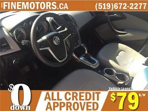 2012 BUICK VERANA * LEATHER * HEATED SEATS * CAR LOANS FOR ALL London Ontario image 7