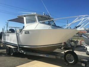 1999 Custom Ally Cabin Cruiser Rockingham Rockingham Area Preview