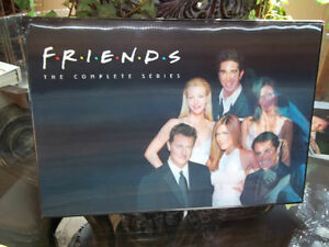 Friends - 10 season HD box set (blu-ray)