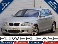 2006 56 BMW 1 SERIES 2.0 120D M SPORT 5D 161 BHP DIESEL
