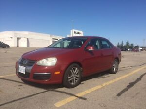 2006 Volkswagen Jetta Sedan- parked in Burlington