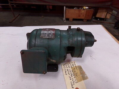 Reliance Electric Master 18 Hp Gear Motor Id 325816-ls