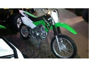 2015 140 KLX $49.00 BI-WEEKLY TAX IN