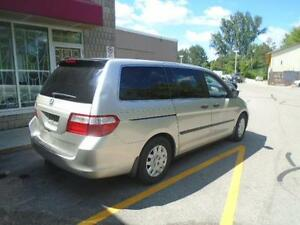 2007 Honda Odyssey LX+4 extra tires with rims