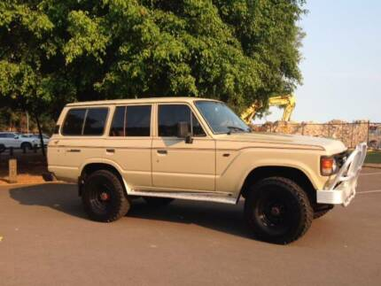 1989 Toyota LandCruiser Wagon Darwin CBD Darwin City Preview