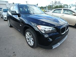 2012 BMW X1 28i Leather, loaded, clean Carproof