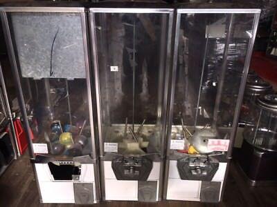 White Aa Northwestern 2 Capsule Toy Bulk Vending Machine 2 Inch Vendor Make