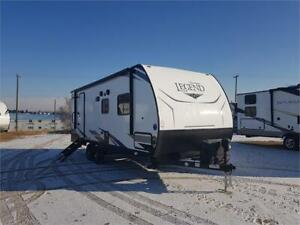 2019 SURVEYOR LEGEND 241RBLE Couples Trailer