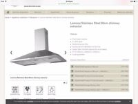 Lamona chimney extractor fan