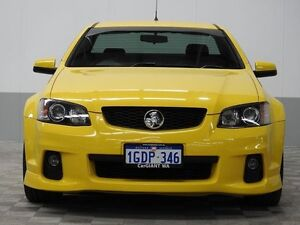 2011 Holden Commodore VE II MY12 SS-V Yellow 6 Speed Manual Utility Jandakot Cockburn Area Preview