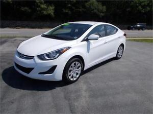 2016 Hyundai Elantra LE SEDAN SUPER DEAL