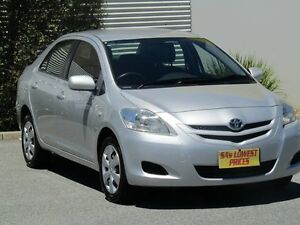 2006 Toyota Yaris NCP93R YRS Silver 4 Speed Automatic Sedan Melrose Park Mitcham Area Preview