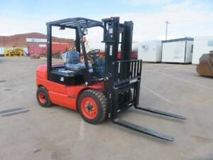 UNUSED 2018 REDLIFT CPCD35T3 3.5 TONNE DIESEL FORKLIFT (2 STAGE) Penrith Penrith Area Preview