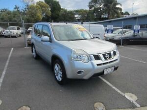 2010 Nissan X-Trail T31 MY10 ST Silver 1 Speed Constant Variable Wagon Maroochydore Maroochydore Area Preview