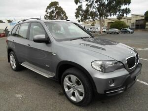 2008 BMW X5 E70 3.0D Grey 6 Speed Steptronic Wagon Maidstone Maribyrnong Area Preview