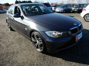 2007 BMW 3 Series E90 320i Steptronic Grey 6 Speed Automatic Sedan Moorabbin Kingston Area Preview