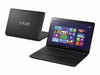 "Sony VAIO Fit 15E SVF1521C6E - 15.5"" Touchscreen - Core i3 3217U - 4 GB RAM - 500 GB HDD - QWERTY"
