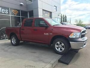 2015 RAM 1500 ST C/C JUST REDUCED TO THE LOW PRICE OF $26,800.00