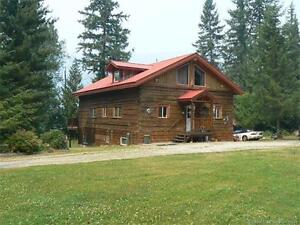 Rare Offering in Sicamous! Very private!