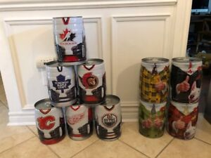 Bubba Cans: NHL and Don Cherry Collection