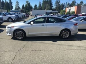 2017 Ford Fusion SE with Sync3 and Reverse Camera