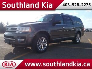 2017 Ford Expedition Max LIMITED **LEATHER-SUNROOF-NAV**
